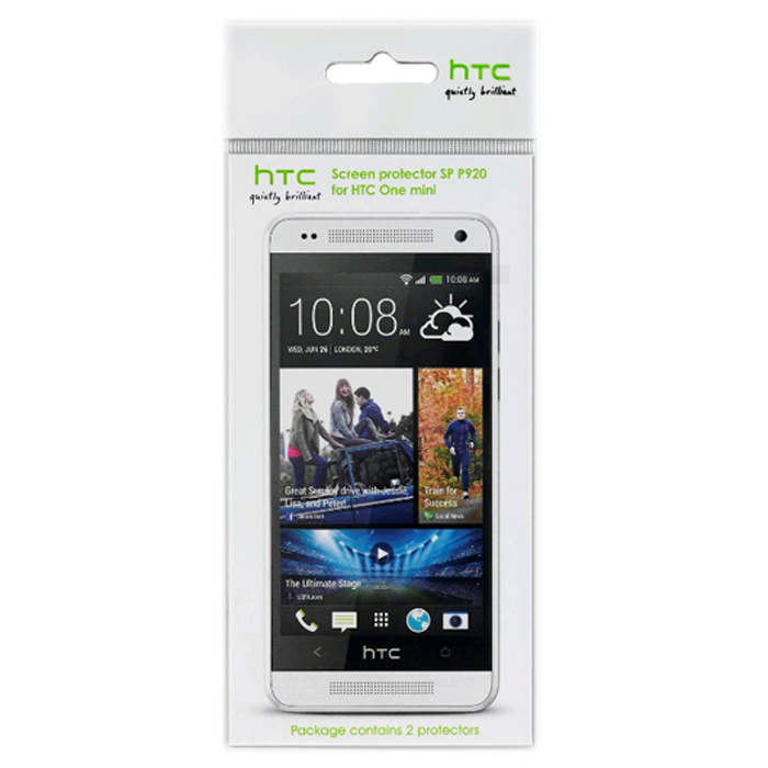 HTC SP P920 защитная пленка для HTC One mini htc hd2 htc t8585 leo