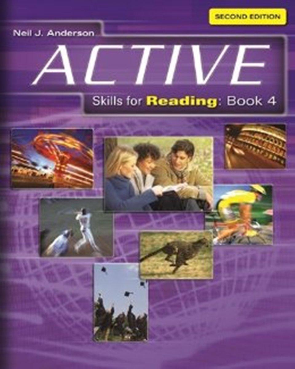Active Skills For Reading 4 Student's Book zarei abbas ali rahmany ramin shakoori neya sepide reading comprehension