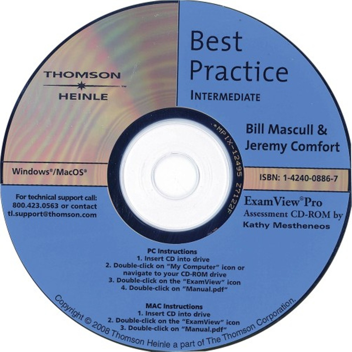 Best Practice Intermediate ExamView CD-ROM(x1) froggy is the best level 2