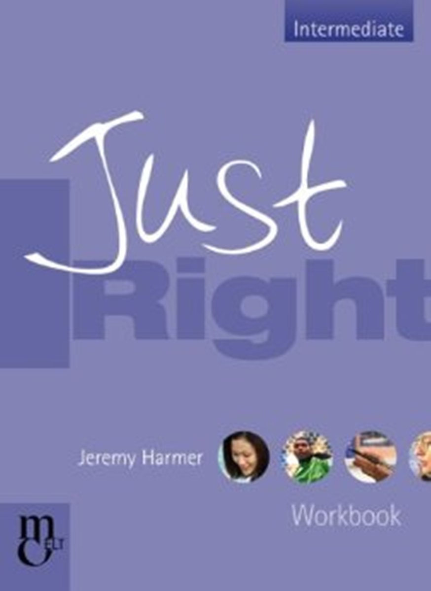 Just Right Intermediate Workbook (No Key)
