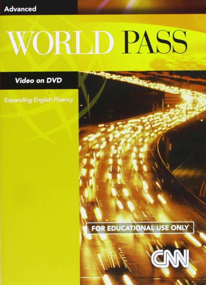 World Pass Advanced (DVD) mutua madrid open pass