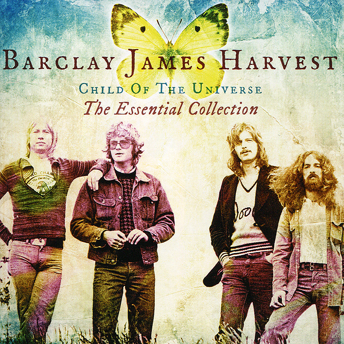 Barclay James Harvest Barclay James Harvest. Child of the Universe. Essential Collection (2 CD) james harvest водолазки