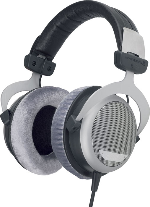 Наушники Beyerdynamic DT 880 250 Ohm, серебристый