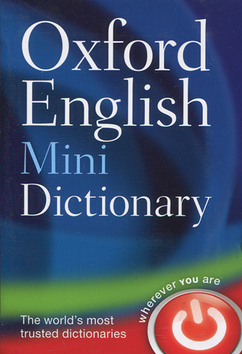 Фото - Oxford English Mini Dictionary oxford essential dictionary