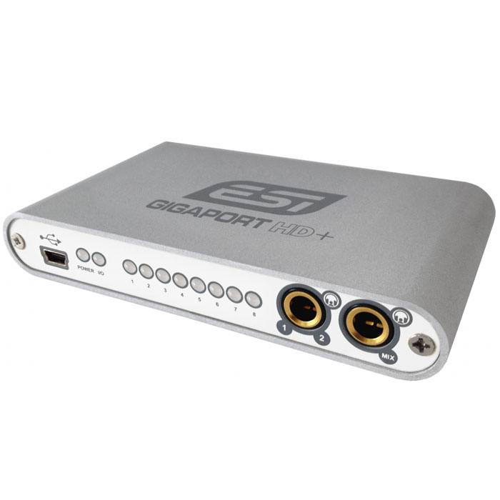 ESI GigaPort HD+ звуковая карта цена