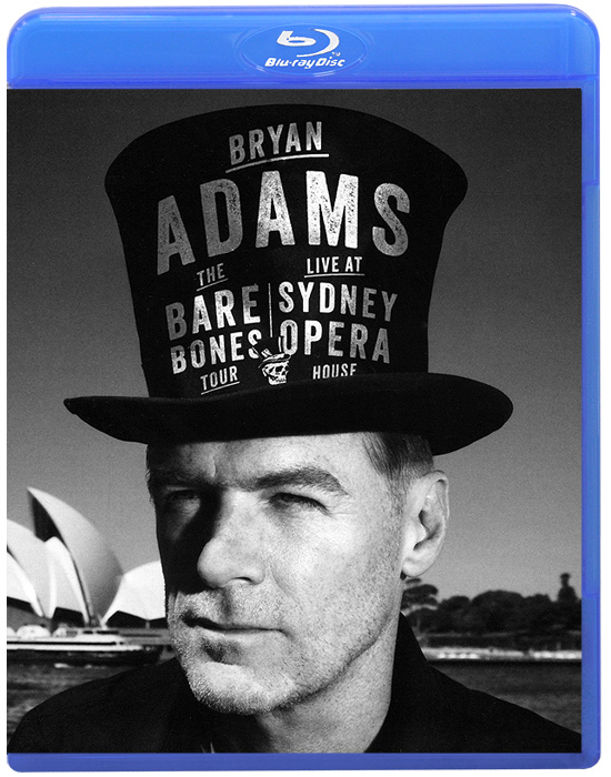 Bryan Adams: Live At Sydney Opera House (Blu-ray) never stop to think do i have a place for this