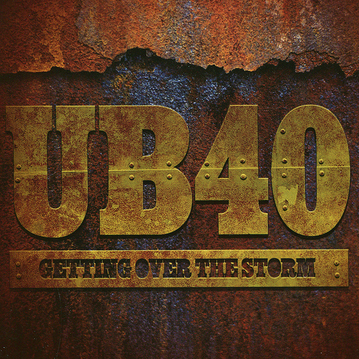 UB40 UB40. Getting Over The Storm rara masterson the storm is over