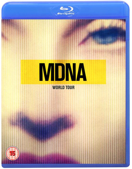 Madonna: MDNA World Tour (Blu-ray) mdna skin цена