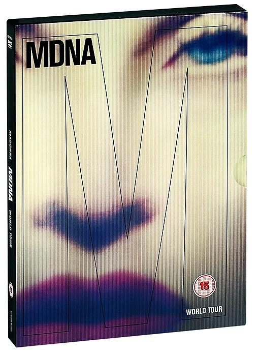 Madonna: MDNA World Tour (DVD + 2 CD) mdna skin цена