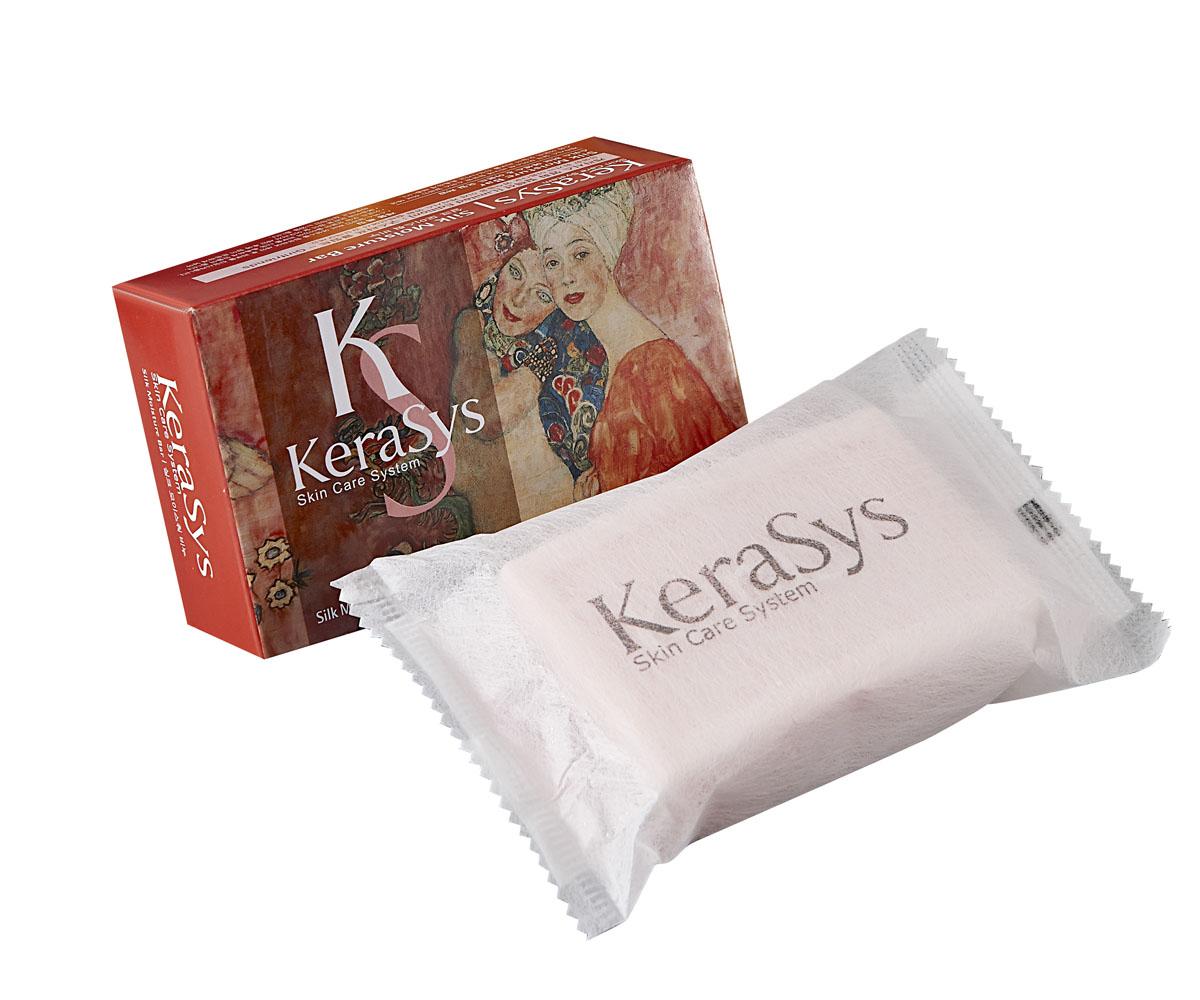 Kerasys Мыло Silk Moisture, косметическое. 100 г