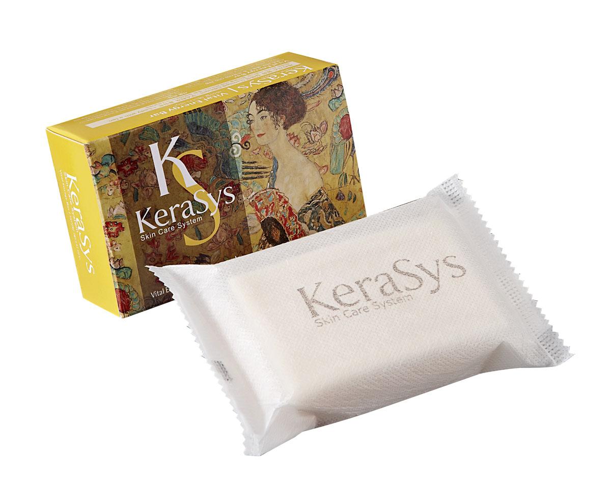 Kerasys Мыло Vital Energy, косметическое. 100 г