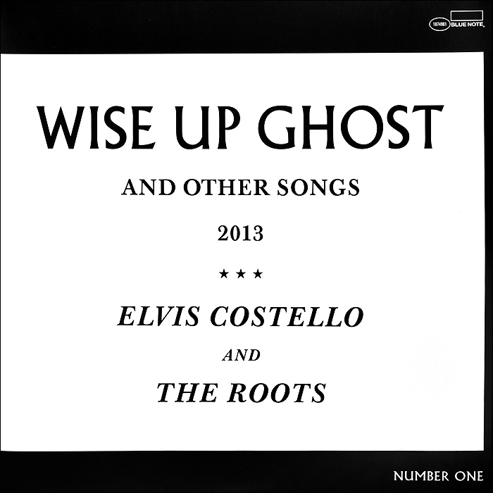 Элвис Костелло,The Roots Band Elvis Costello And The Roots. Wise Up Ghost (2 LP) 6 speed cable band switch 25f