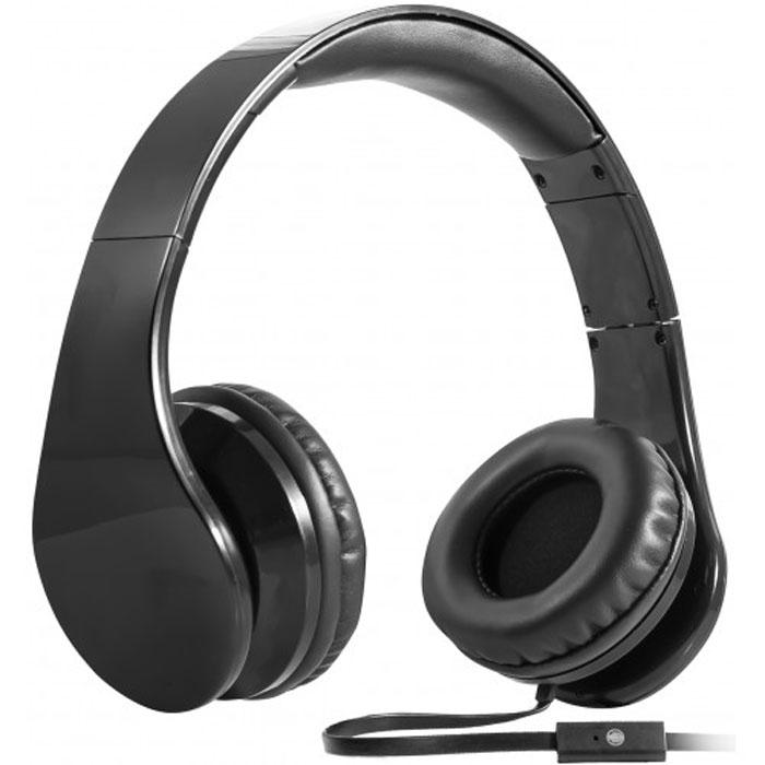 Defender Accord HN-047, Black наушники с микрофоном наушники defender accord hn 047 черные с микрофоном