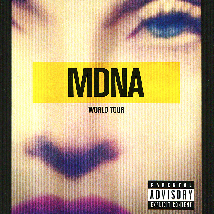 Мадонна Madonna: MDNA World Tour (2 CD) mdna skin цена
