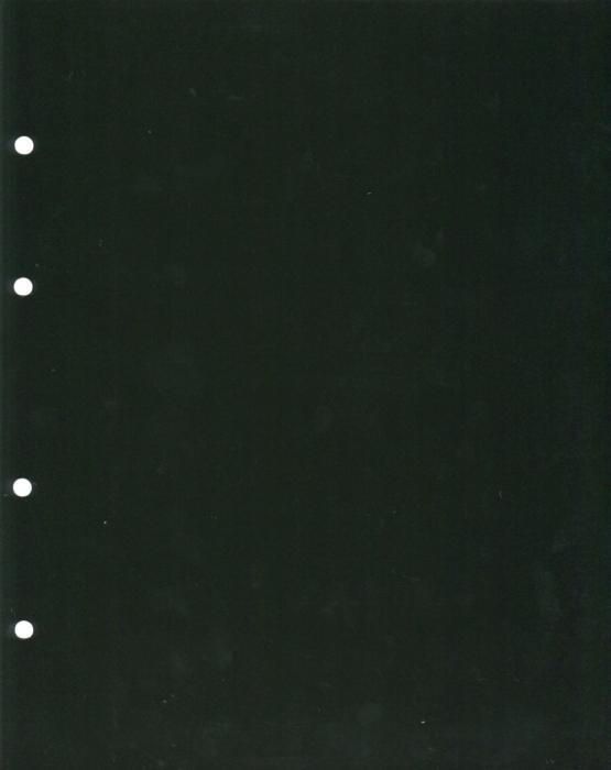 Лист разделительный из черного пластика (упаковка 10 шт). Формат Оптима, производство Россия футляр для папок формата оптима классик бордовый
