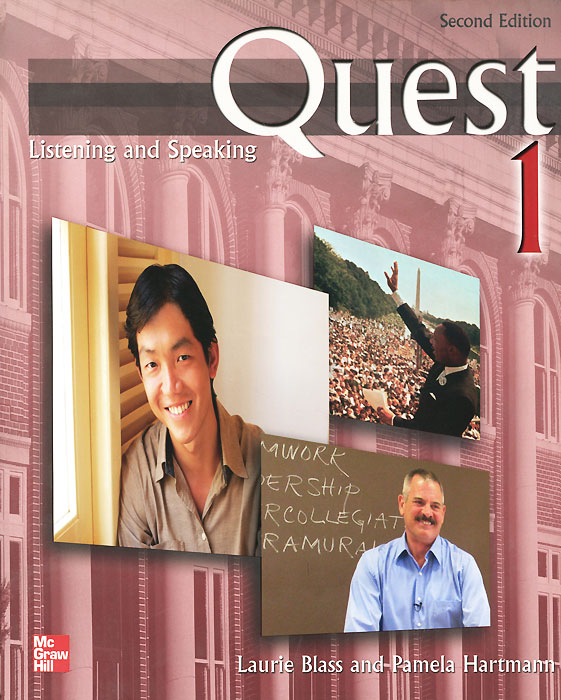 Quest: Listening and Speaking in the Academic World: Book 1 aish f tomlinson j lectures learn listening and note taking skills mp3