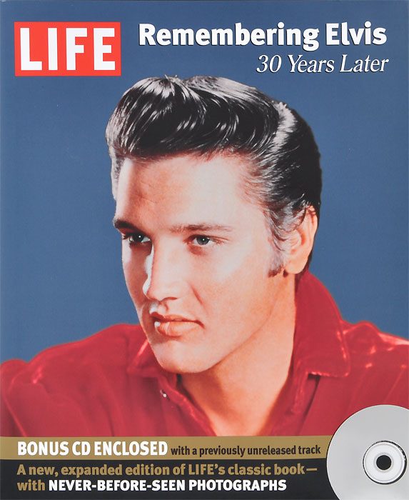 Remembering Elvis: 30 Years Later (+ CD)