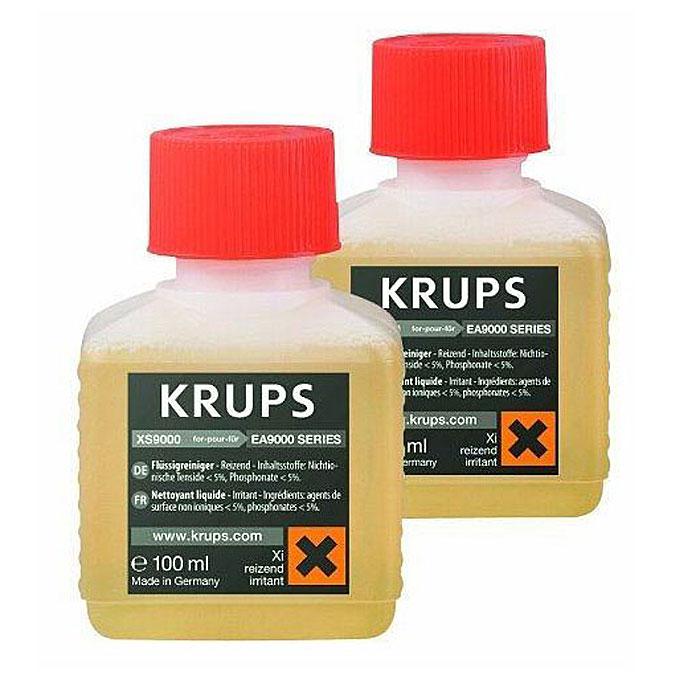 Krups XS9000 Жидкость для очистки krups кофеварка krups kp120131