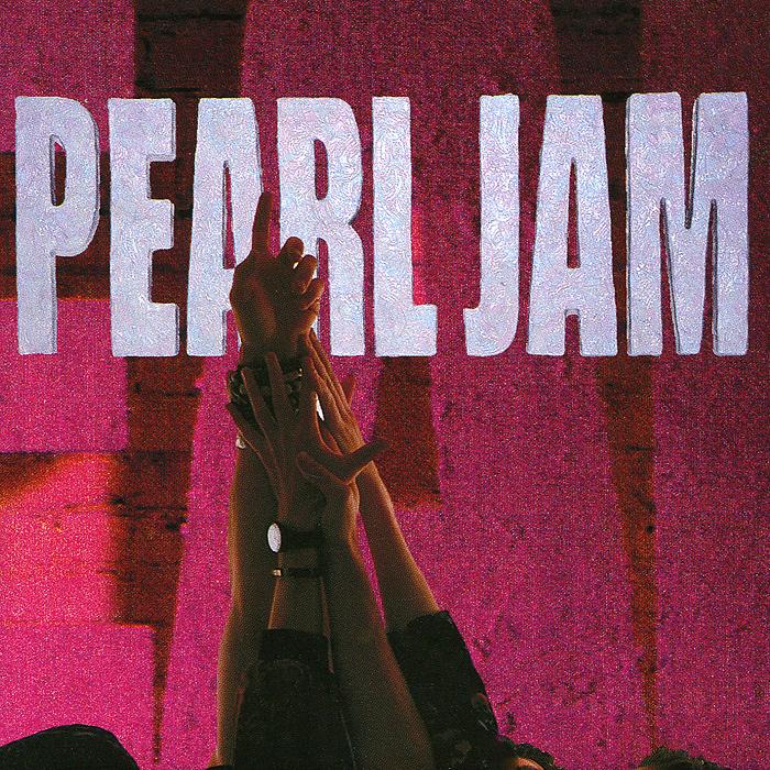 Pearl Jam Pearl Jam. Ten pearl jam pearl jam vs