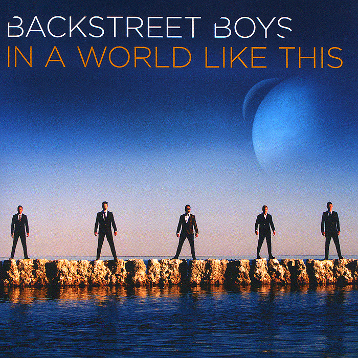 Backstreet Boys Backstreet Boys. In A World Like This justine davis backstreet hero