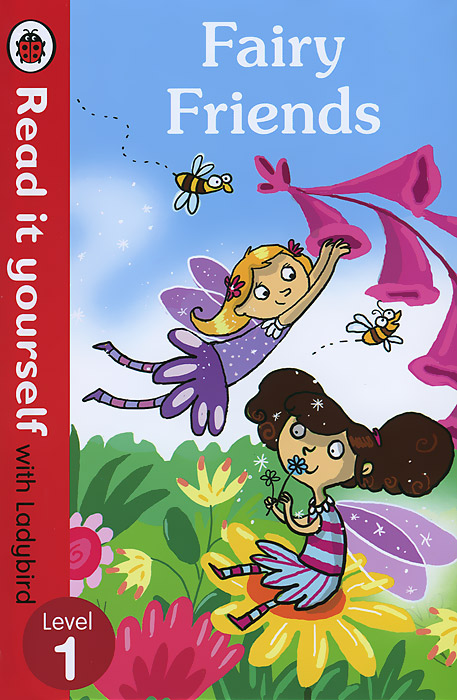 Fairy Friends: Level 1 in garden so naturally 184 ангора
