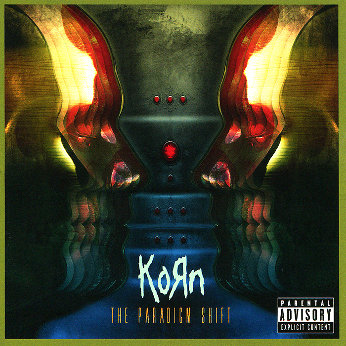 Korn Korn. The Paradigm Shift cd korn the serenity of suffering