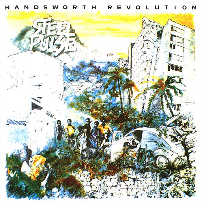 "Steel Pulse. Handsworth Revolution. ""Steel Pulse"""