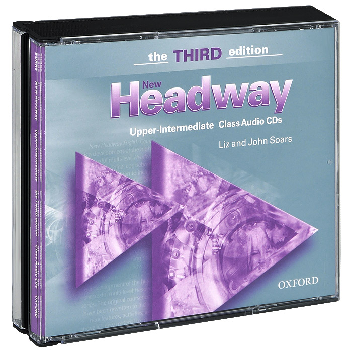 New Headway: Upper-intermediate: Class Audio CDs (аудиокурс на 3 CD) navigate intermediate b1 class audio cds