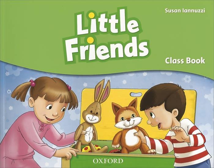 Little Friends: Class Book first friends 1 class book cd