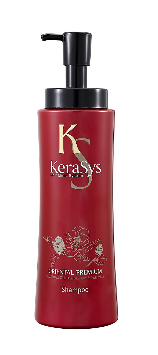 Шампунь KeraSys Oriental Premium для волос 470 мл .