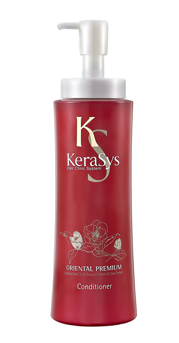 Кондиционер KeraSys Oriental Premium для волос 470 мл .
