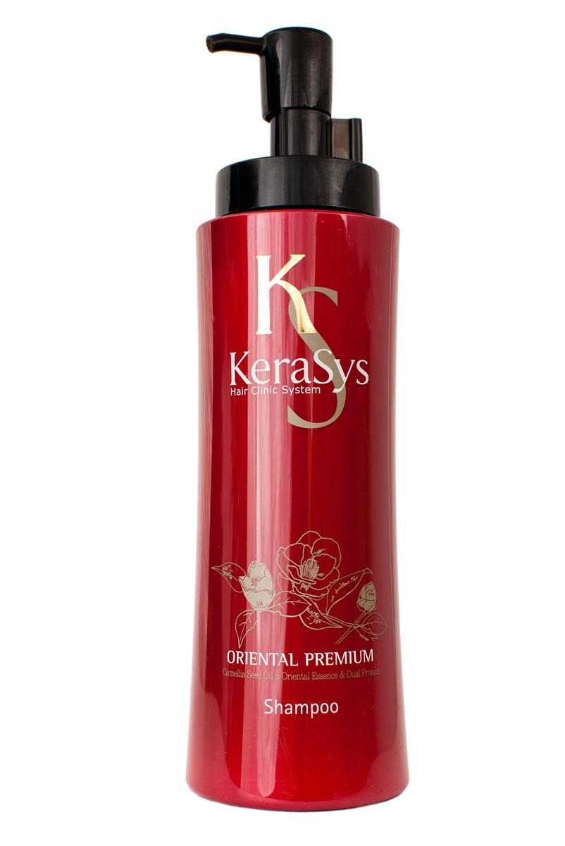 Шампунь KeraSys. Oriental Premium для волос, 600 мл oriental premium кондиционер восстановление 500 мл kerasys