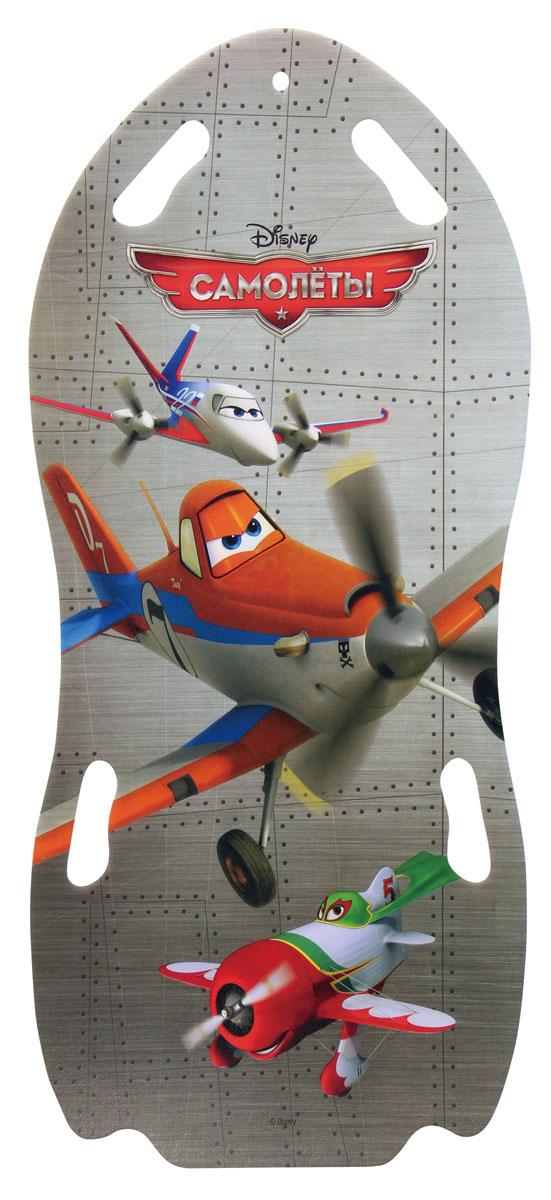 Ледянка для двоих Disney Самолеты, длина 122 см ледянка disney самолеты для двоих 122см т56366