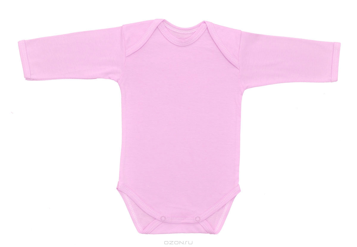Боди Трон-плюс боди детское трон плюс цвет розовый 5861 размер 74 9 месяцев