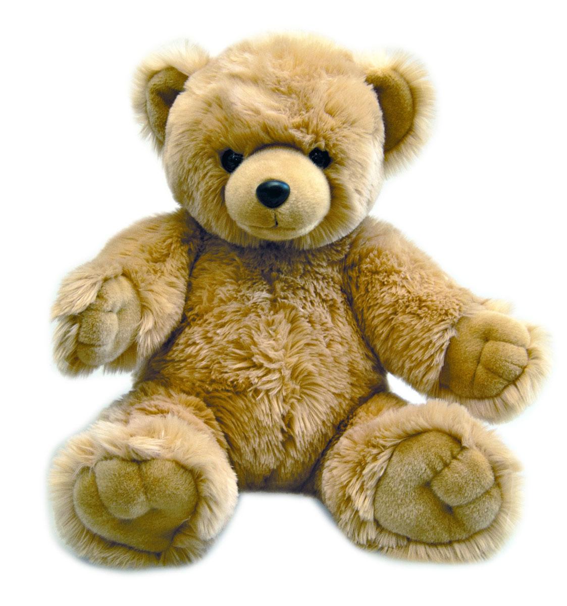 Мягкая игрушка Aurora Медведь. Обними меня, цвет: коричневый, 48 см цена