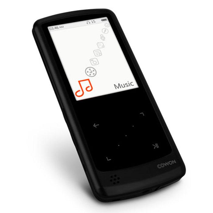 MP3 плеер Cowon iAudio 9+ 32GB, Black наушники cowon iaudio em1 black