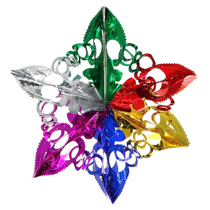 "Новогодняя гирлянда ""Magic Time"", цвет: мульти. 30969"