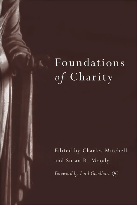 Foundations of Charity edited by alison dunn the voluntary sector the state and the law