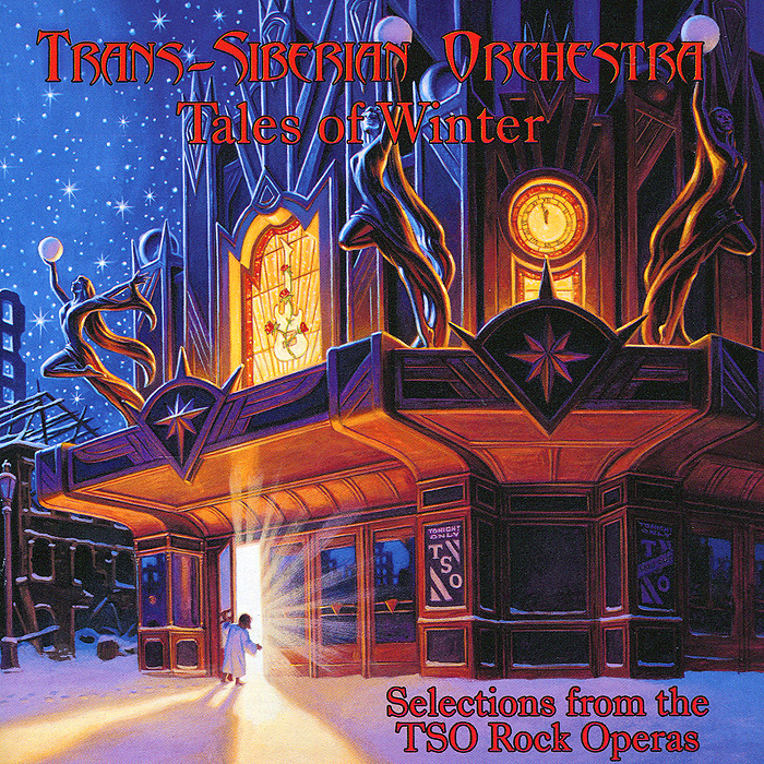 Trans-Siberian Orchestra Orchestra. Tales Of Winter