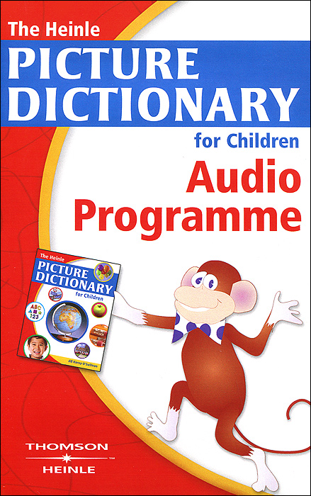 The Heinle Picture Dictionary for Children: Audio Programme (аудиокурс на 3 CD) 1 pcs wireless signal finder anti spy full range rf camera detector protable gsm sensor mini hidden camera use in hotel