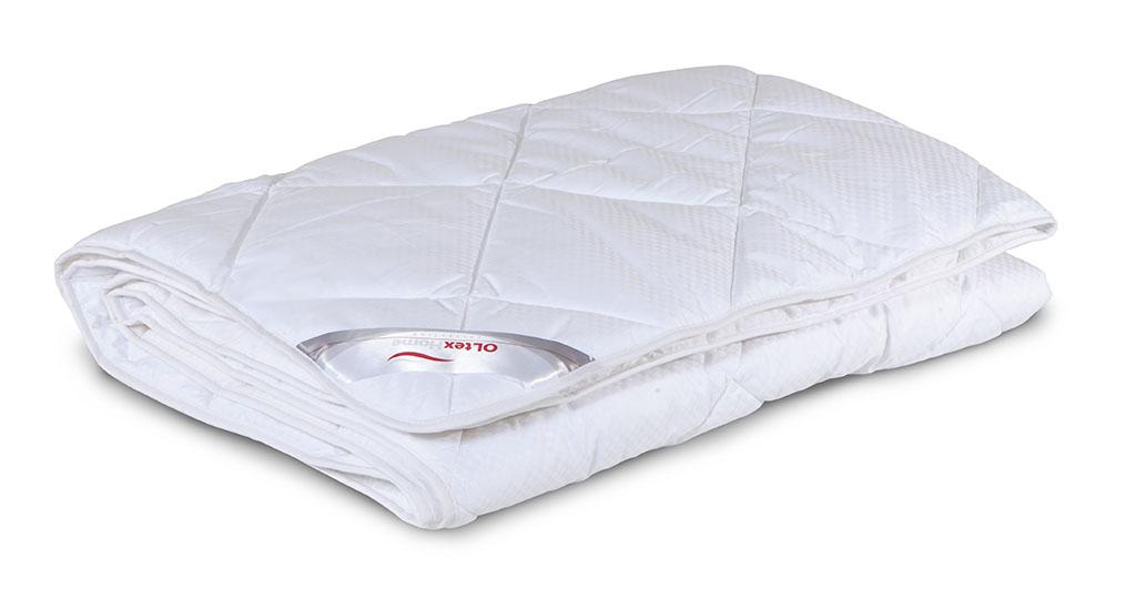 Одеяло облегченное OL-Tex Богема, наполнитель: микроволокно OL-tex, цвет: белый, 140 см х 205 см одеяло марсель ol tex облегченное 200х220 см