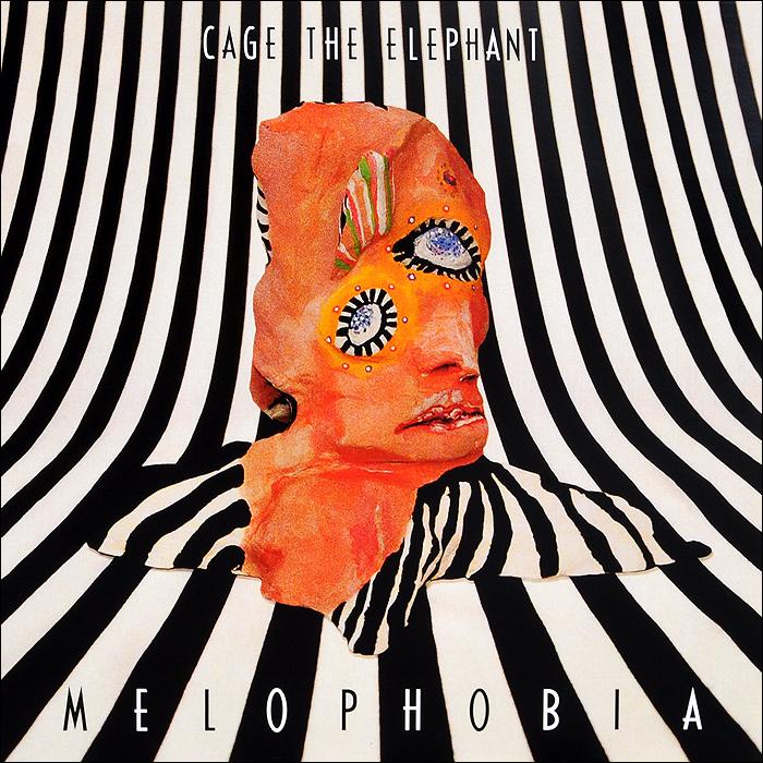 лучшая цена Cage The Elephant. Melophobia (LP)