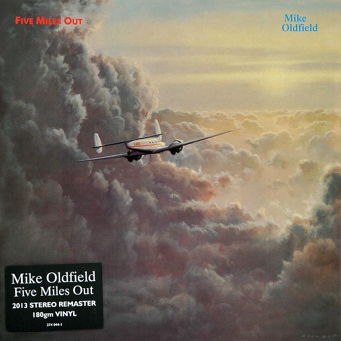 лучшая цена Майк Олдфилд Mike Oldfield. Five Miles Out (LP)