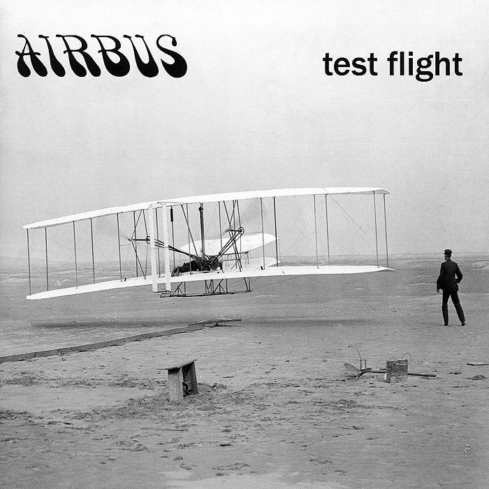 Airbus Airbus. Flight Test