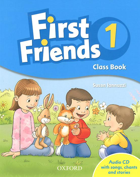 First Friends 1: Class Book (+ CD) family and friends 3 class book cd rom