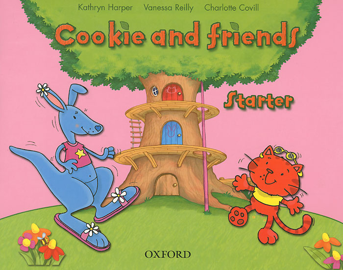 Cookie and Friends: Starter cookie and friends a