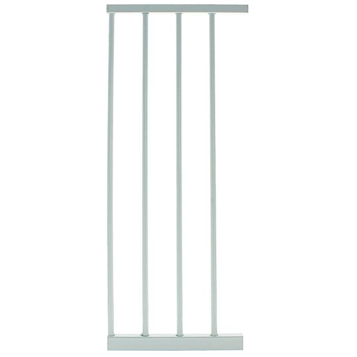 Дополнительная секция к защитным воротам Lindam Sure Shut, цвет: белый, 28 см ворота lindam