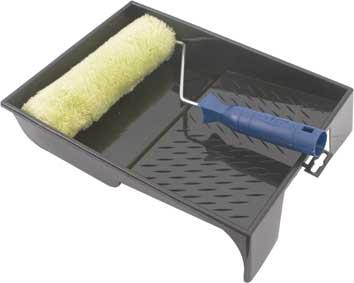 Валик полиакрил FIT, 240 мм с ванночкой цена