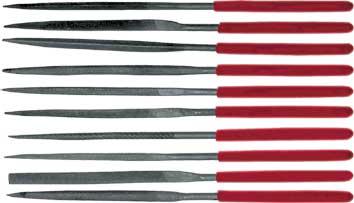 Набор надфилей FIT, длина 14 см, 10 шт набор надфилей berger bg1149 5предметов