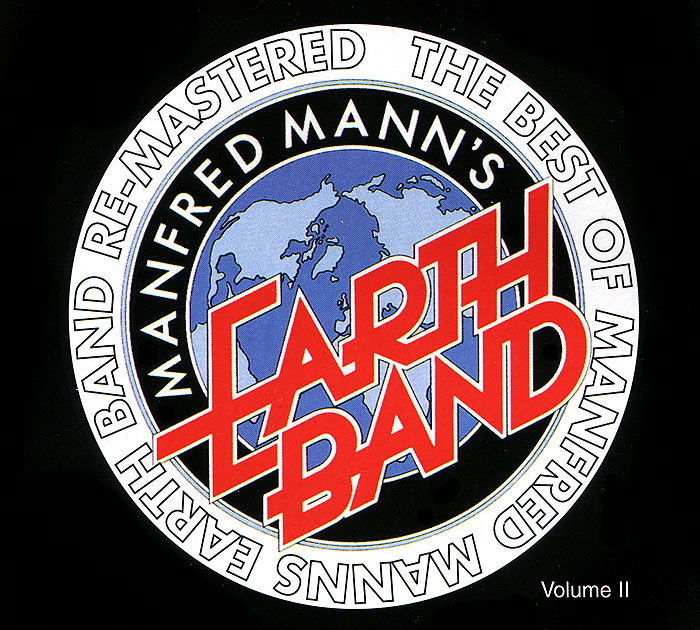 Manfred Mann's Earth Band Manfred Mann's Earth Band. Best Of Volume II manfred mann s earth band manfred mann s earth band nightingales and bombers
